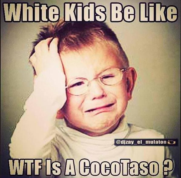 Te voy a meter un clase cocotazo !! Cubans be like . White kids don't ask they hurt!!