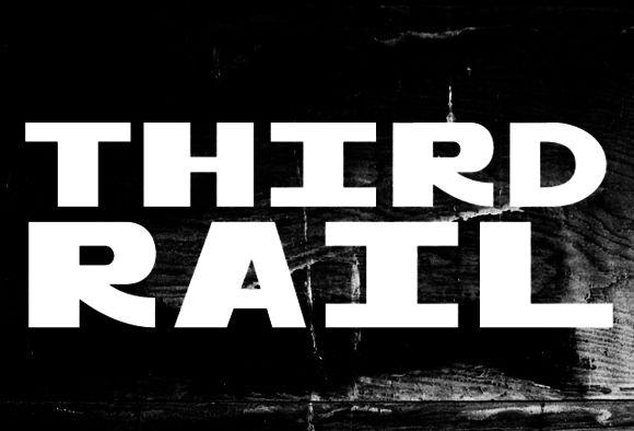 Third Rail by Andrew Hochradel on @creativework247