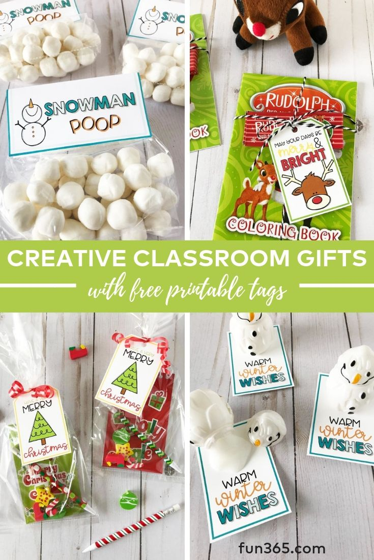 Diy Holiday Student Gifts Classroom Christmas Gifts Student Christmas Gifts Student Holiday Gifts