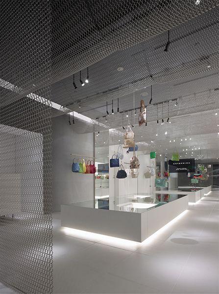Anteprima Shop, Tokyo, Japan by Yukonagayama&Associates Architects