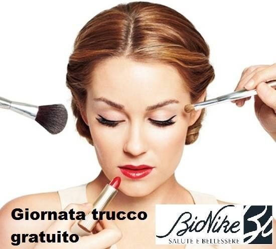 Nuova offerta: GIORNATA TRUCCO GRATUITA - Vicenza - Bassano Del Grappa - Farmacia Salute e Benessere
