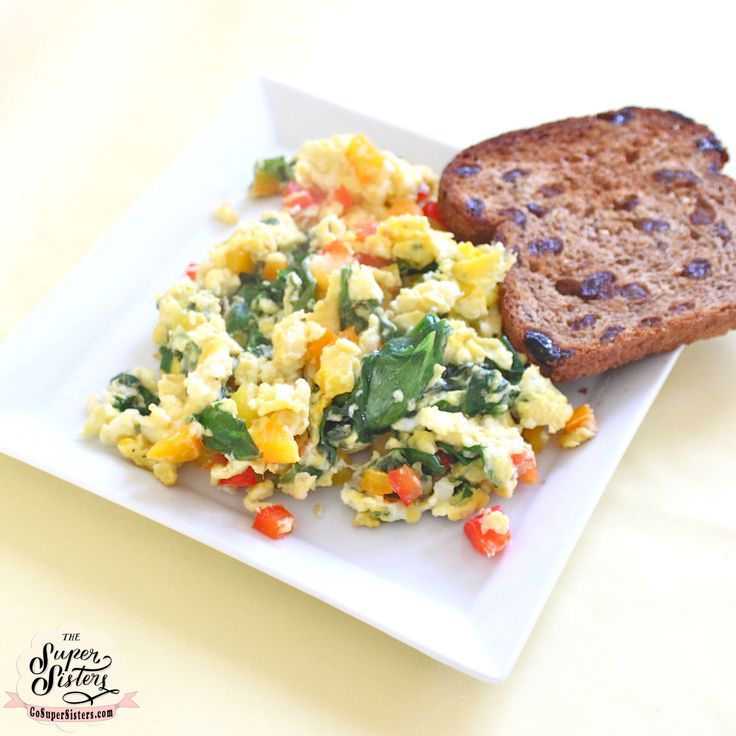 Try this easy breakfast scramble for a healthy start to  your day that will give you sustained energy throughout the morning!    киа спортейдж бензин тута