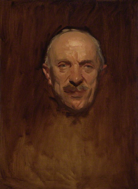 Sir Henry Hughes Wilson, 1st Bt, by John Singer Sargent, circa 1919-1922 - NPG 2889 - © National Portrait Gallery, London