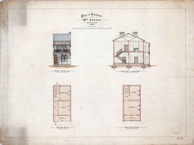 House for Mrs Brooks, Tamworth, NSW