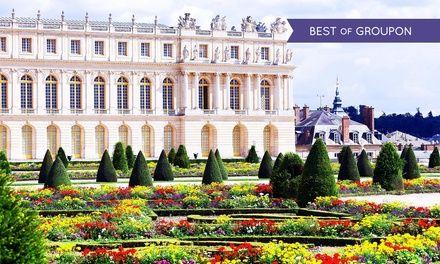 Versailles : 1 à 3 nuits avec petit-déjeuner, champagne en option, à l'hôtel la Résidence du Berry pour 2 ou 3 personnes: #VERSAILLES…