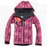 North Face Windstopper Jackets for Women Hunter Red