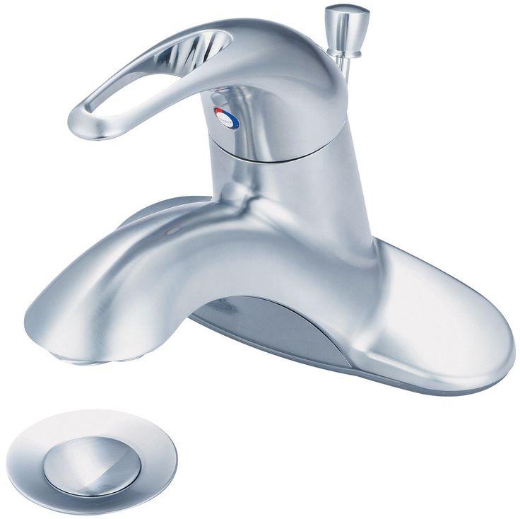 Legacy Single Handle Centerset Bathroom Faucet