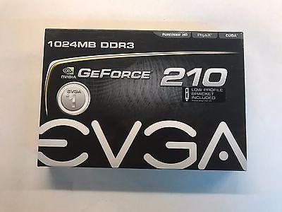 ﹩35.00. EVGA 512-P3-1311-KR GeForce 210 PCIe 2.0 x16 Graphics Video Card w/ 512MB DDR3    Memory Size - 512MB, Compatible Port/Slot - PCI Express x16, Chipset/GPU Chipset/GPU Manufacturer - NVIDIA, APIs - DirectX 10.1, Memory Type - DDR3, MPN - 512P31311KR