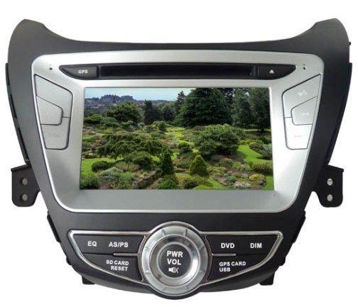 Free shipping car dvd for hyundai elantra 2012 with multi osd language