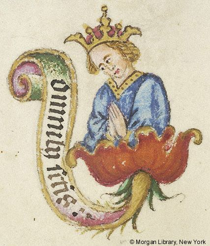 Missal, M.450 fol. 101v - Images from Medieval and Renaissance Manuscripts - The Morgan Library & Museum