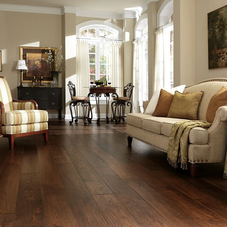 maison normandy an elegant white oak hardwood lightly wirebrushed to accentuate the rich graining found in its sawn faces mannington flooring - Mannington Flooring