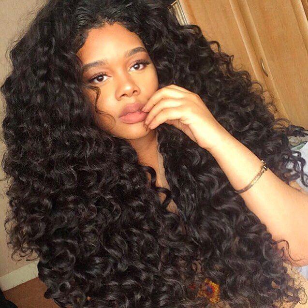 HAIRSPIRATION Curl Crushing On Jadeslkchan BIG Hair Is