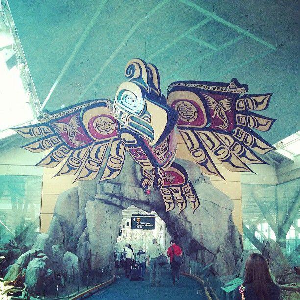 Vancouver International Airport (YVR)