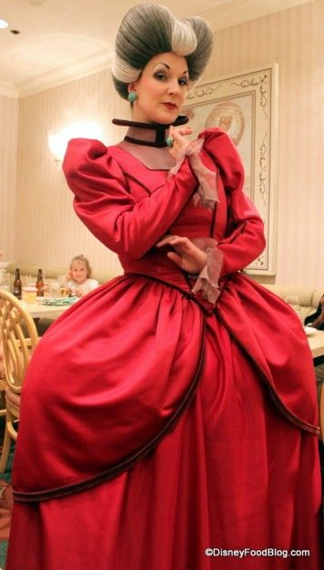 Lady Tremaine aka The Wicked Stepmother 1900 Park Fare