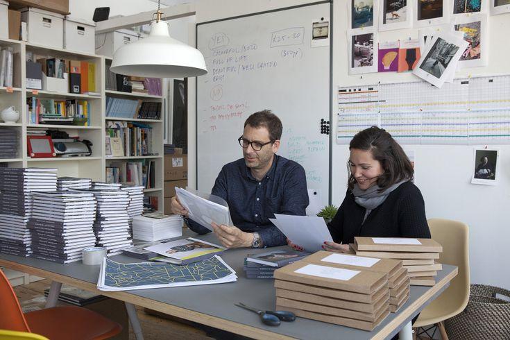 Martin Usborne & Ann Waldvogel — Freunde von Freunden