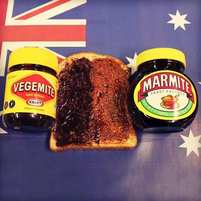 Just for one day let's put our differences aside. Happy Australia Day.