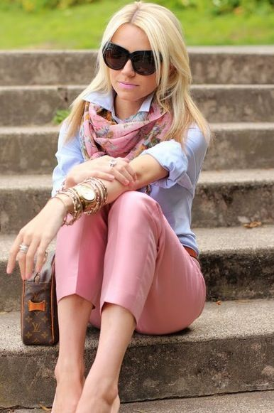 bracelets and outfit!