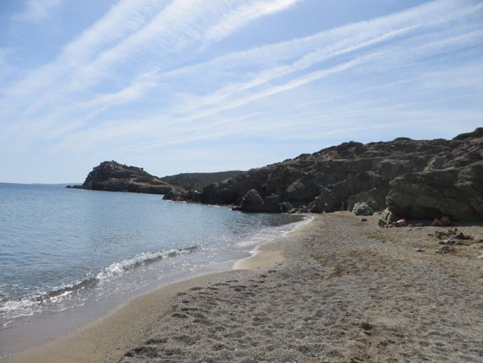 #Erimoupoli #Beach in #Sitia #Crete!!!