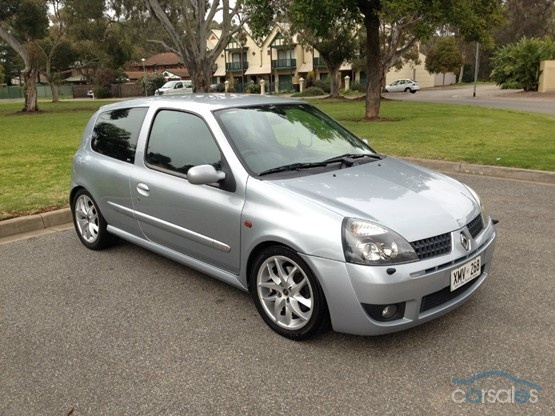 2002 RENAULT CLIO SPORT X65 Clio sport, Find cars for