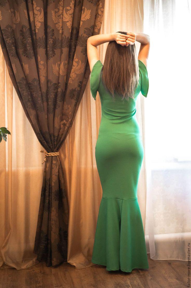 "Платье ""Русалка"" - Tailor More - Ярмарка Мастеров"