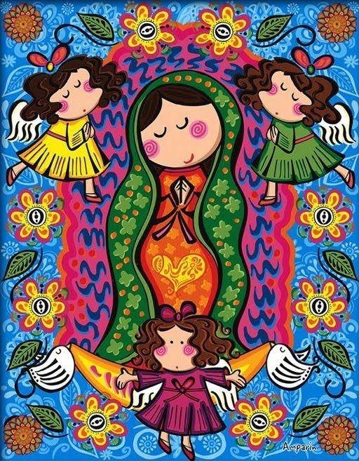 Virgen de Guadalupe - Distroller ©