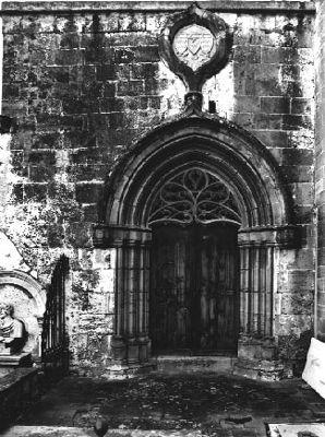 Cappella La Grua-Talamanca presso la chiesa conventuale di Santa Maria del Gesù a Palermo