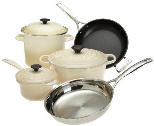 Le Creuset 8 Piece Ultimate Cookware Set Dune Http