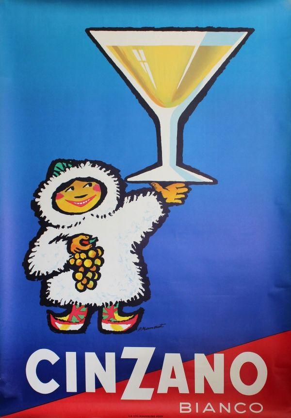 Perol Aperol Barbieri 1924 Italy DRINK   LARGE METAL TIN SIGN POSTER VINTAGE