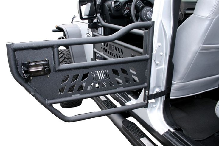Off Road Jeep Images >> Aries Off-Road Jeep Wrangler Aluminum Tubular Doors - AutoTruckToys.com | Suzuki samurai | Pinterest