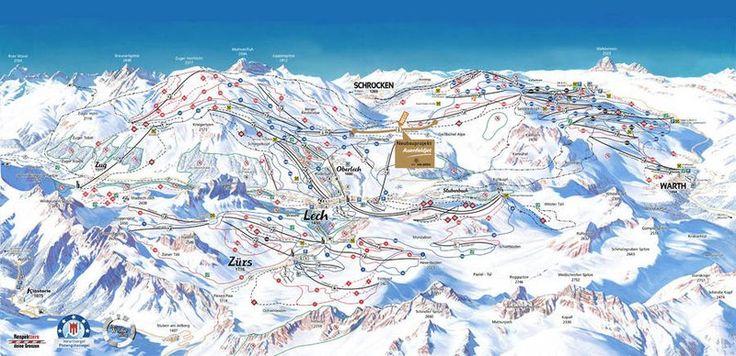 Skiing in Warth am Arlberg