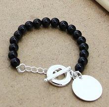 Siyah oniks bilezikler Online Galeri alışveriş - AliExpress.com rakipsiz düşük fiyatlar için siyah oniks bilezik satın