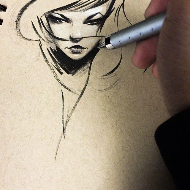 Simon Hayag III @simple_simon Sketch ✏️Instagram photo   Websta (Webstagram)