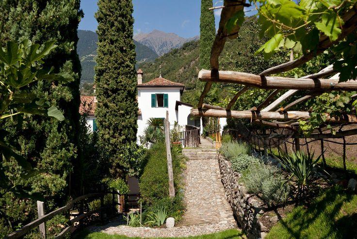 Ottmanngut near Meran, Italy
