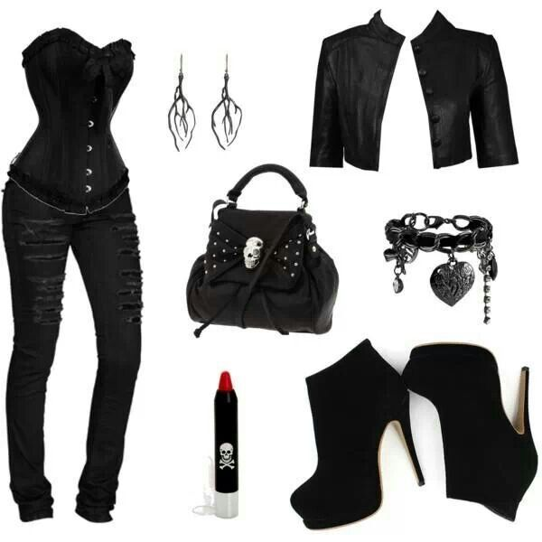 wish i could pull off this outfit *sigh*                                                                                                                                                                                 More                                                                                                                                                                                 More