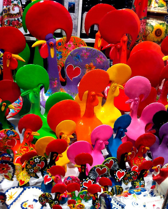 galos de Barcelos i'd Love to have a tiny collection....