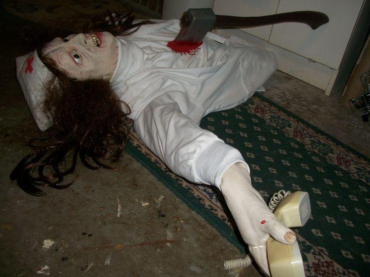 270 Best Halloween Asylum Or Haunted Hospital Images On Pinterest