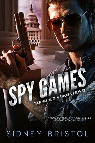 Spy Games by Sidney Bristol