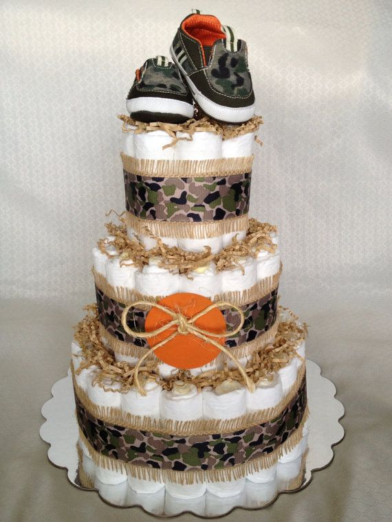 Best 25 Camo Diaper Cake Ideas On Pinterest Camo Baby
