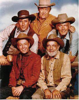 Wagon Train (NBC 1957 - 1962, ABC 1962 - 1965) I LOVED THIS SHOW