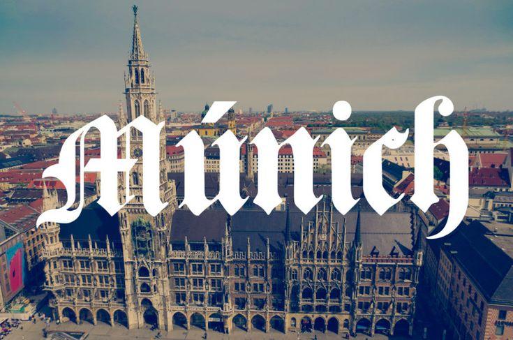 Guía de Munich: Cómo llegar, alojamiento y qué ver en Múnich