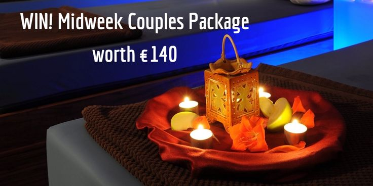 #COMPETITION WIN! Midweek Couples Package worth €140 at Royal Marine Hotel Enjoy time in the Mud Chamber, a 30 min back massage each and full access to the Thermal Suites. To Enter simply answer the Question via the link, good luck.