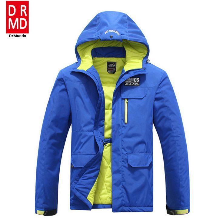 Winter snowboard jacket men snow clothing jacket snowboard Ski Jacket Waterproof Warm Windproof Breathable Men Ski Suit Jacket