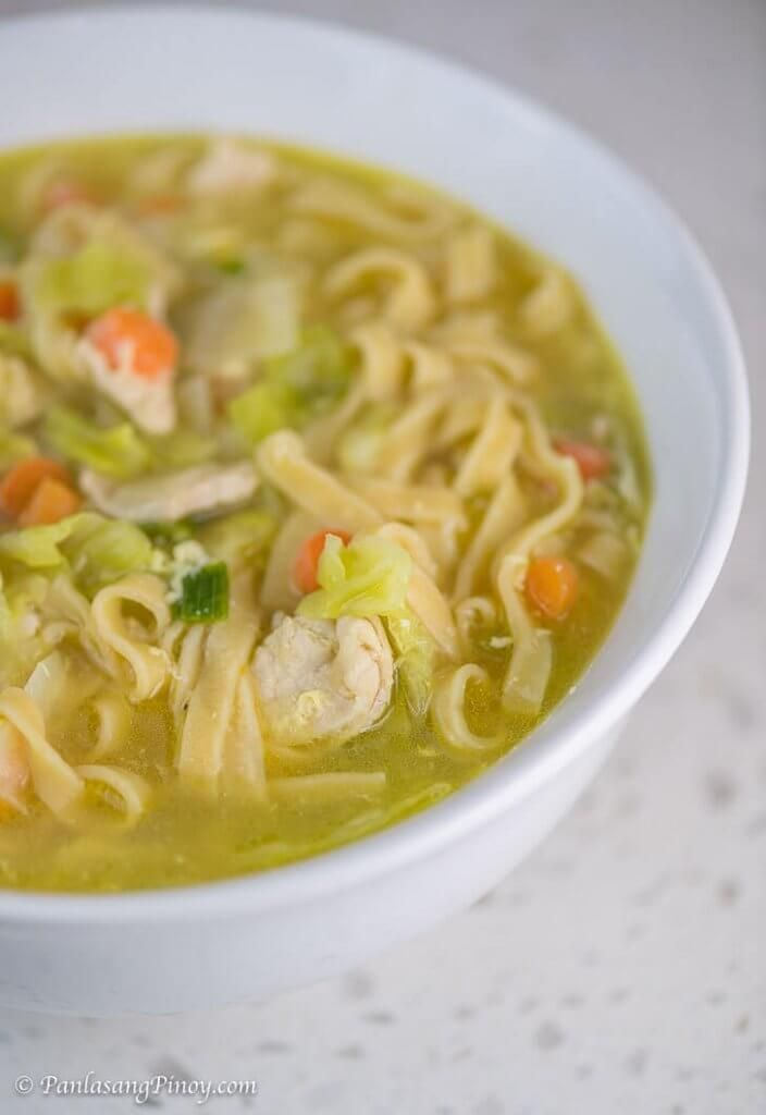 Chicken Lomi Recipe Chicken Lomi Recipe Recipes Cooking