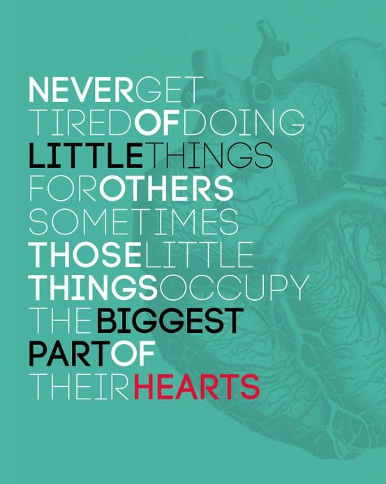 little thingsLittle Things, Remember This, Random Acts, My Heart, Be Kind, Make A Difference, So True, Inspiration Quotes, Random Acting
