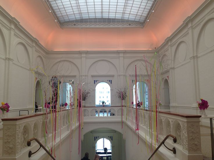 Beautiful hall of the