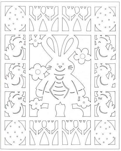 527 besten Filigran Ostern,Frühling,Sommer Bilder auf Pinterest ...