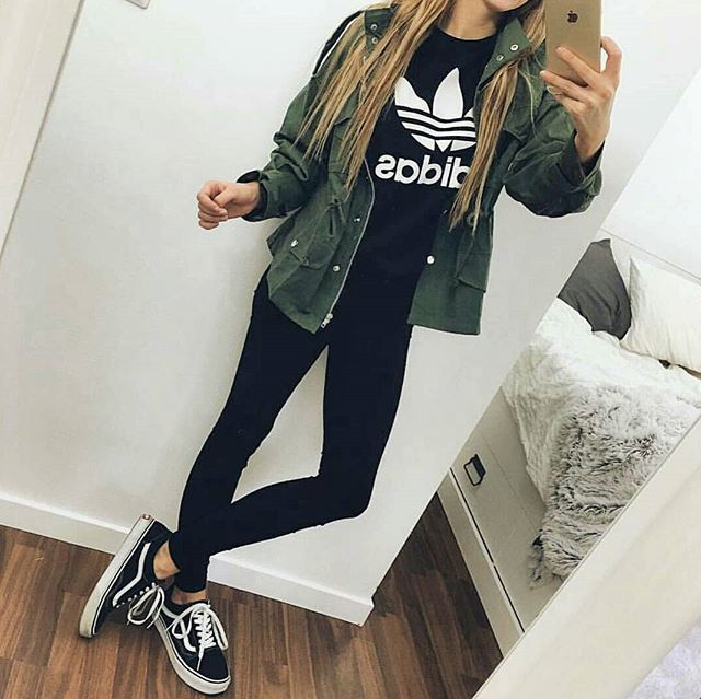 Image de adidas, style, and outfit