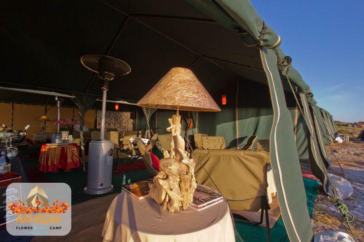 Namaqua Flower Beach Camp - Camp