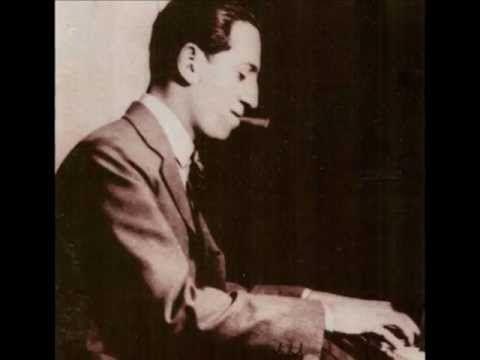 """George Gershwin Plays """"Swanee"""""""
