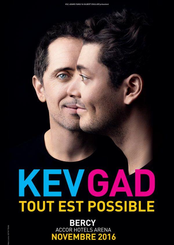 Kev et Gad #Tout est possible leur nouveau spectacle